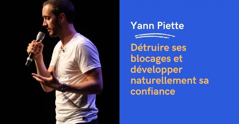 détruire ses blocages yann piette